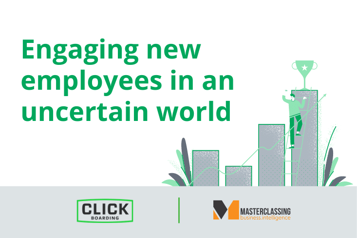 Masterclassing Presentation – Engaging New Hires Today